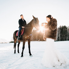 Wedding photographer Aleksandr Dyadkin (duetphotomoments). Photo of 25.01.2018