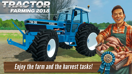 Tractor Farming 2018 2.0 screenshots 2