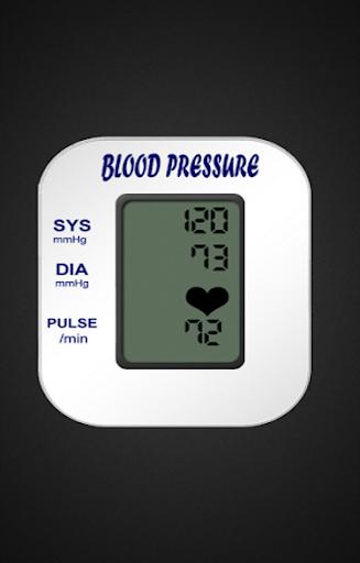 Blood Pressure Checker Diary -BP Info - BP Tracker 3.0 Screenshots 3