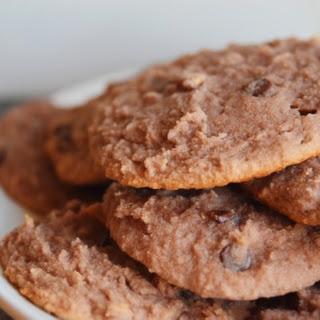 Raspberry Chocolate Chip Cookies