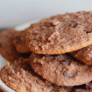 Raspberry Chocolate Chip Cookies.