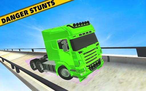 Download Mega Ramp Truck Stunts MOD APK 5
