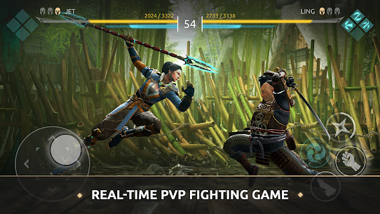 Shadow Fight Arena Apk MOD +OBB/Data for Android. [Unlimited Coins/Gems] 1