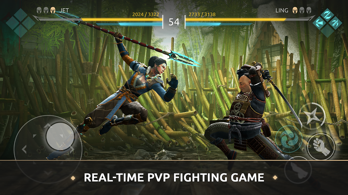 Shadow Fight Arena APK 1.2.1 1
