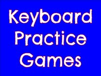 Keyboard Practice Games