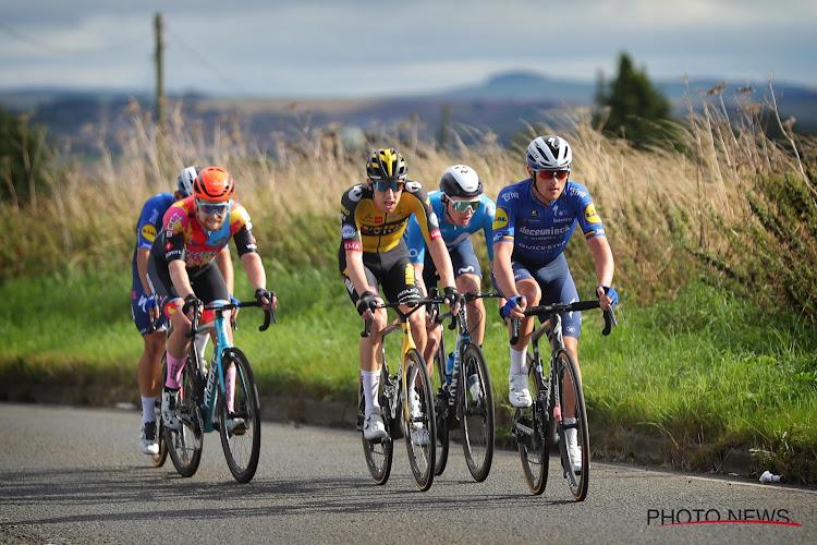 Yves Lampaert maakt het knap af en zorgt voor de reeds vierde Belgische overwinning in Tour of Britain