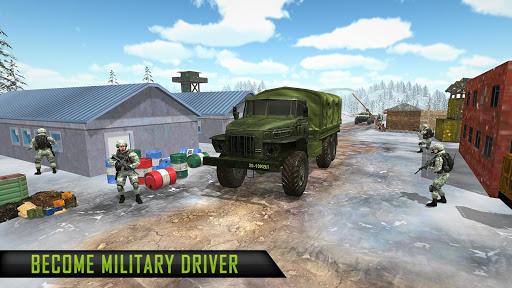 Truck Driving - Truck Simulator : Truck Games  captures d'écran 2