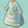 きふじんのロングドレス