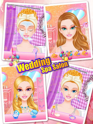 Wedding Spa Salon: Girls Games for PC