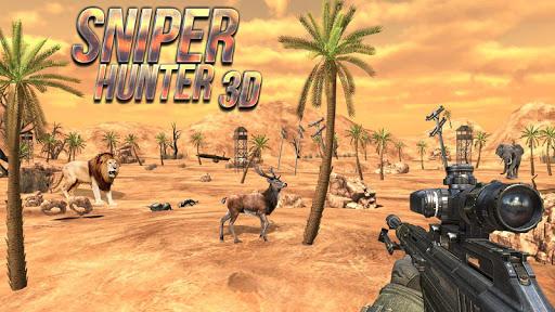 Hunting Sniper 3D 1.5 androidappsheaven.com 1