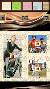 Bicycle Photo Collage - náhled