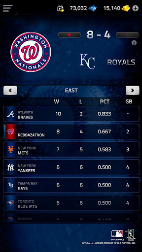 MLB Tap Sports Baseball 2020 screenshot 8