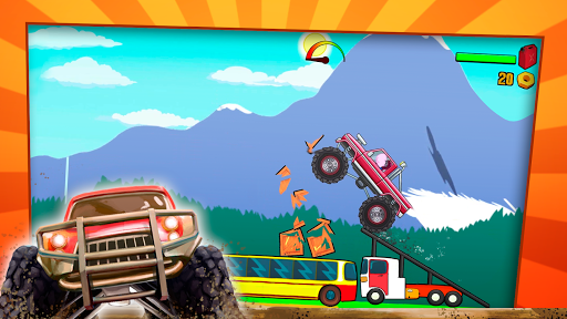 Kids Monster Truck 1.3.3 screenshots 1