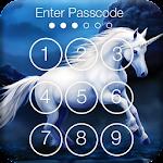 Unicorn Fantaisie Screen Lock