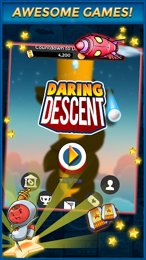 Daring Descent - Make Money Free apkslow screenshots 3