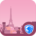AppLock Theme - Paris APK for Bluestacks