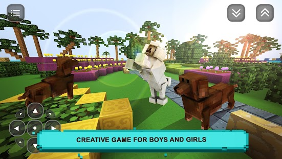 Pet Puppy Love: Girls Craft- screenshot thumbnail