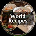 All free Recipes:World Cuisine icon