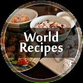 All free Recipes:World Cuisine