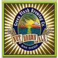 Logo of Green Flash Nut Brown Ale