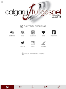 Calgary Full Gospel- screenshot thumbnail