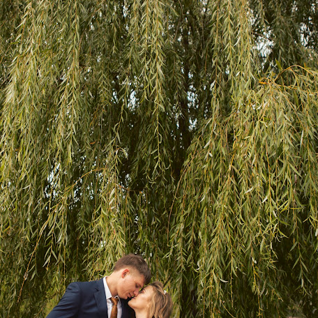 Wedding photographer Margarita Mikhaylova (mmmorgan). Photo of 11.01.2018