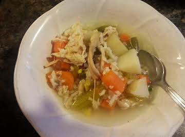 2 x 2 Soup