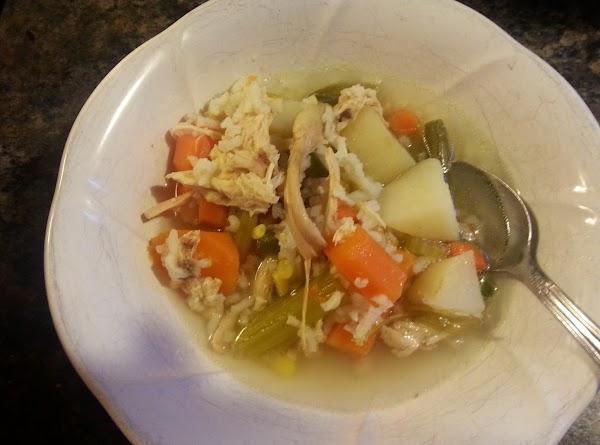 2 X 2 Soup Recipe