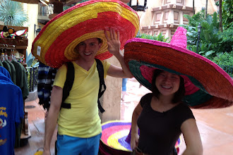 Photo: Sombreros in Epcot http://ow.ly/caYpY