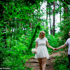 Wedding photographer Sergey Korobkin (Skorobkin). Photo of 19.09.2018