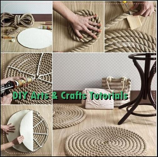 Diy arts and crafts tutorials android apps on google play for Easy diy arts and crafts