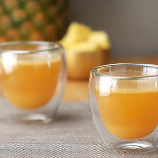 Pineapple Buttered Rum.