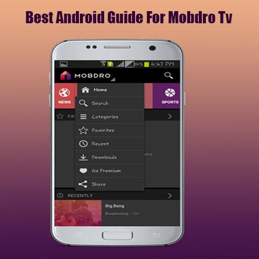 kostenlose tv mobdro guide 2017 android apps download. Black Bedroom Furniture Sets. Home Design Ideas