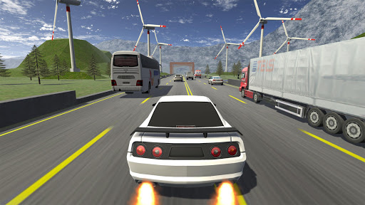 Strong Car Racing 2.3 screenshots 3
