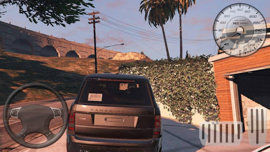 Parking Range Rover - Velar Simulator 1.0 APK + Mod (Free purchase) for Android