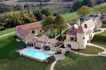 manoir à Montignac (24)