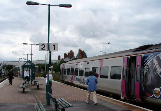 A new railway station for Welshpool?