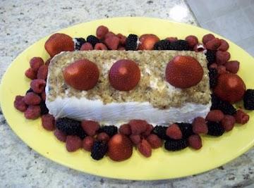 Honey Walnut Semi Frio Recipe