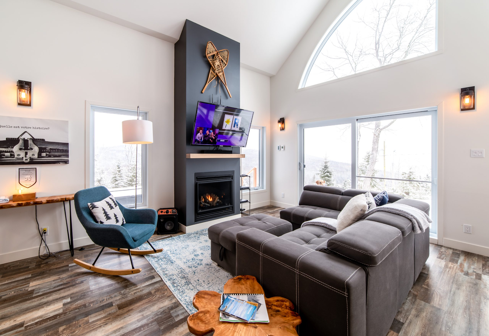 Cottages for rent for 8 people in Quebec #14