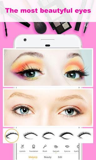 Beauty Makeup - Selfie Beauty Filter Photo Editor  3