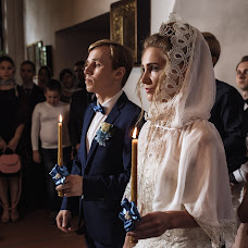 Wedding photographer Andrey Polyakov (ndrey1928). Photo of 05.10.2017