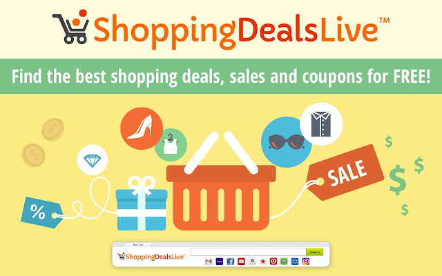 ShoppingDealsLive