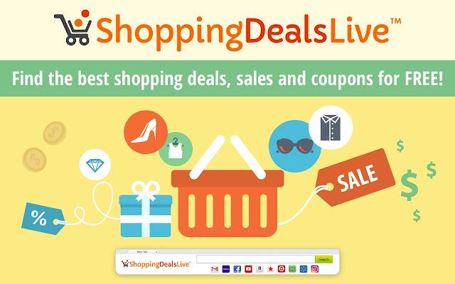 ShoppingDealsLive