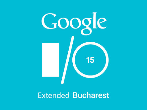 Google I/O Extended 2015 Bucharest
