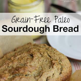 Grain-Free Paleo Sourdough Bread