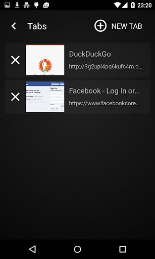 Fire.onion (Browser + Tor) 26 screenshots 3