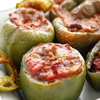 Stuffed Chili Peppers Ground Beef Recipes