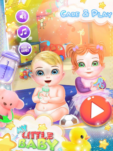 My Little Baby - Care Play