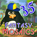 Fantasy Mosaics 35: Day at the Museum icon