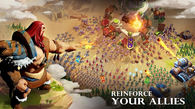 Art of Conquest (AoC) APK screenshot thumbnail 2